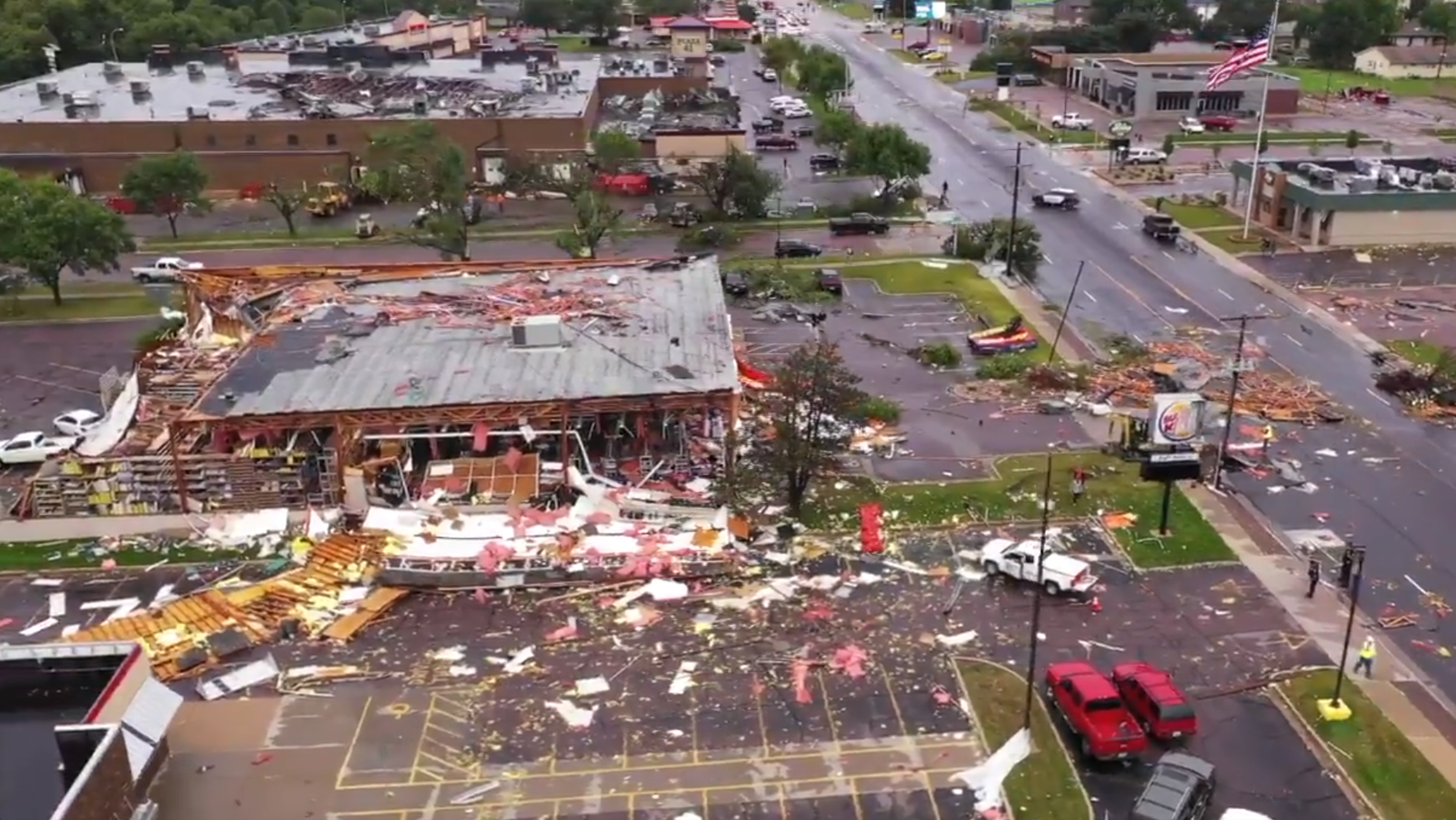Sioux Falls tornado damage: Photos, videos and the people ...