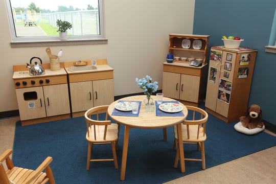 In 2013, the Republic school district opened a new Early Childhood Center.
