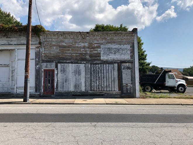 The property where Clay Frazier lives in Waynesboro — a property he has receipts of paying taxes on since 2016. But now, property owners Fishburne-Hudgins Educational Foundation say he can't be there.
