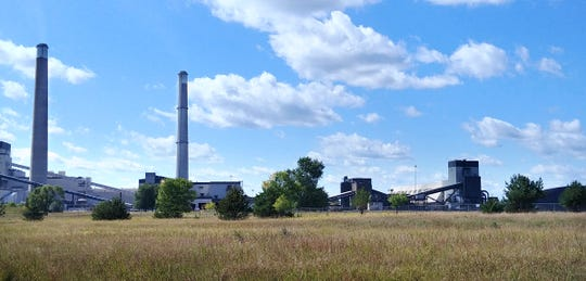 Xcel Energy's Sherco Generating Station on Friday, Sept. 6, 2019, in Becker.