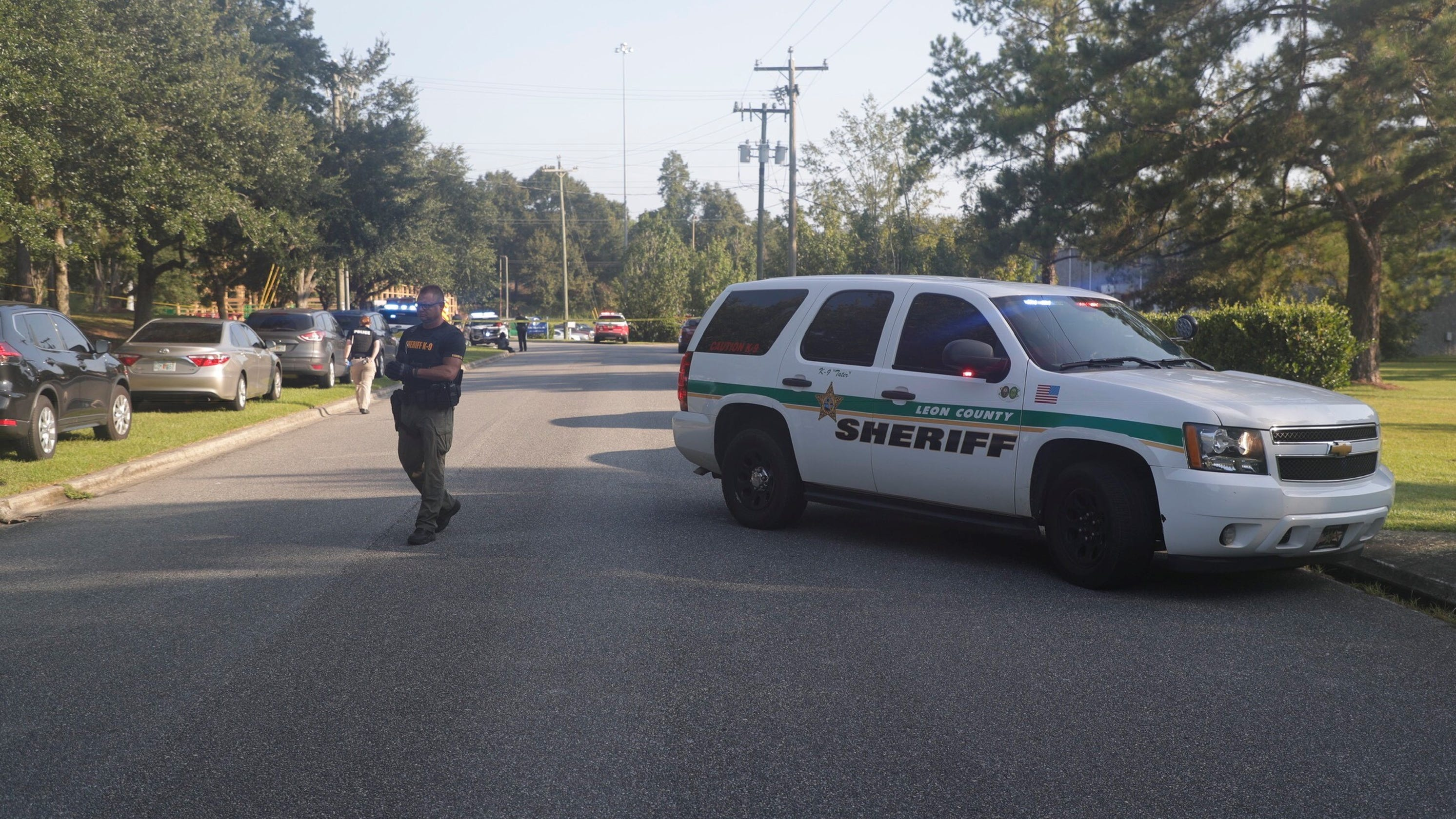 Tallahassee, Florida, police investigate 'massive stabbing' at business