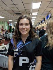 Fort Pierce Central bowler Kate Schneider
