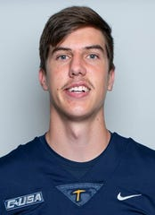 Gavin Baechle is a sophomore kicker for the UTEP football team