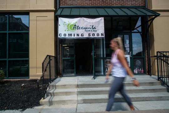 Taqueria Atexquita is under construction and will be opening soon at 136 S. Main St. (formerly Elkton Road) in Newark.