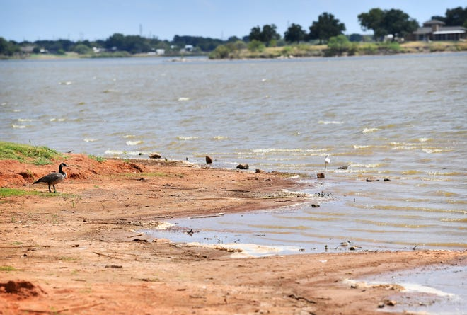 Dredging of Lake Wichita may produce material suitable for the manufacture of Compressed Earth Blocks, which might help offset some of the costs of rehabbing the lake.