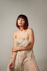 Charlotte Aitchison, 27, is better known by stage name Charli XCX.
