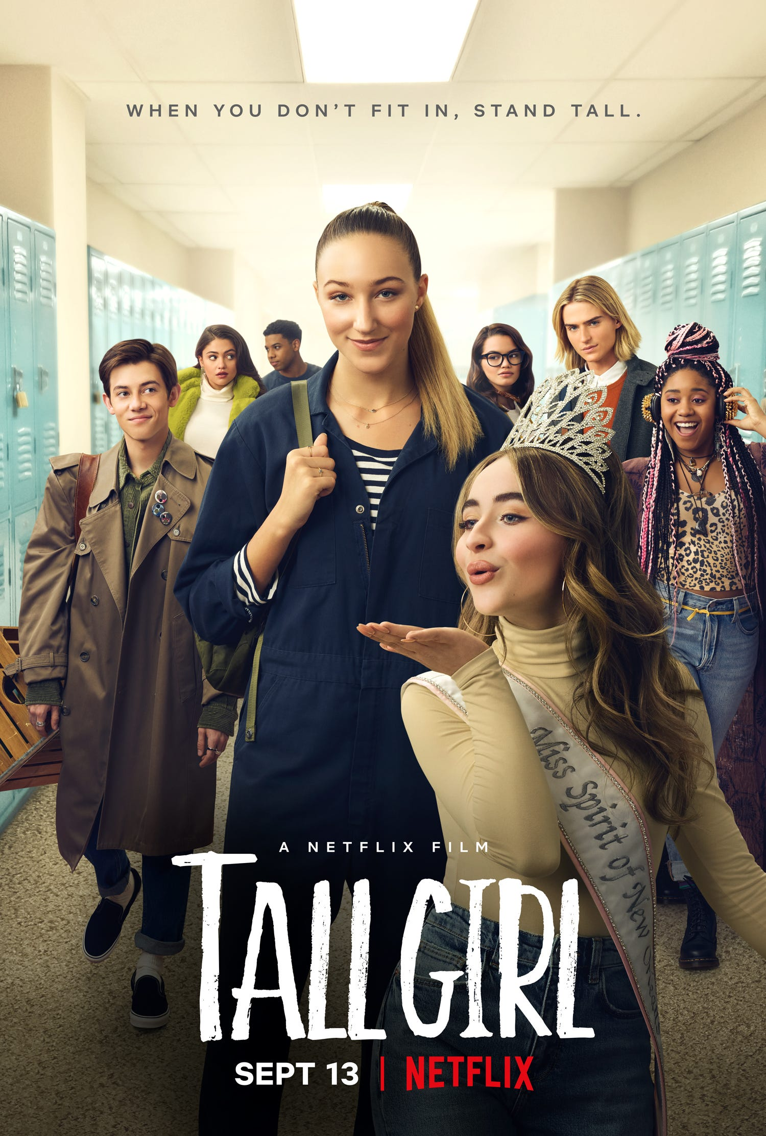 Netflix S Tall Girl What It Gets Right And Wrong About Being Tall