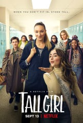 """Tall Girl"" debuts on Netflix on Sept. 13."