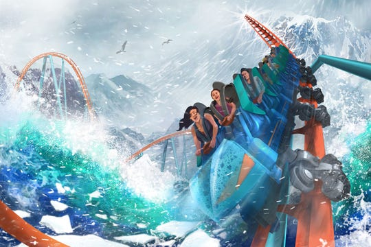 "The SeaWorld parks consider attractions with a 48-inch height requirement to be ""family thrill"" rides, meaning that they offer thrills, but most members of the family would be able to enjoy them."