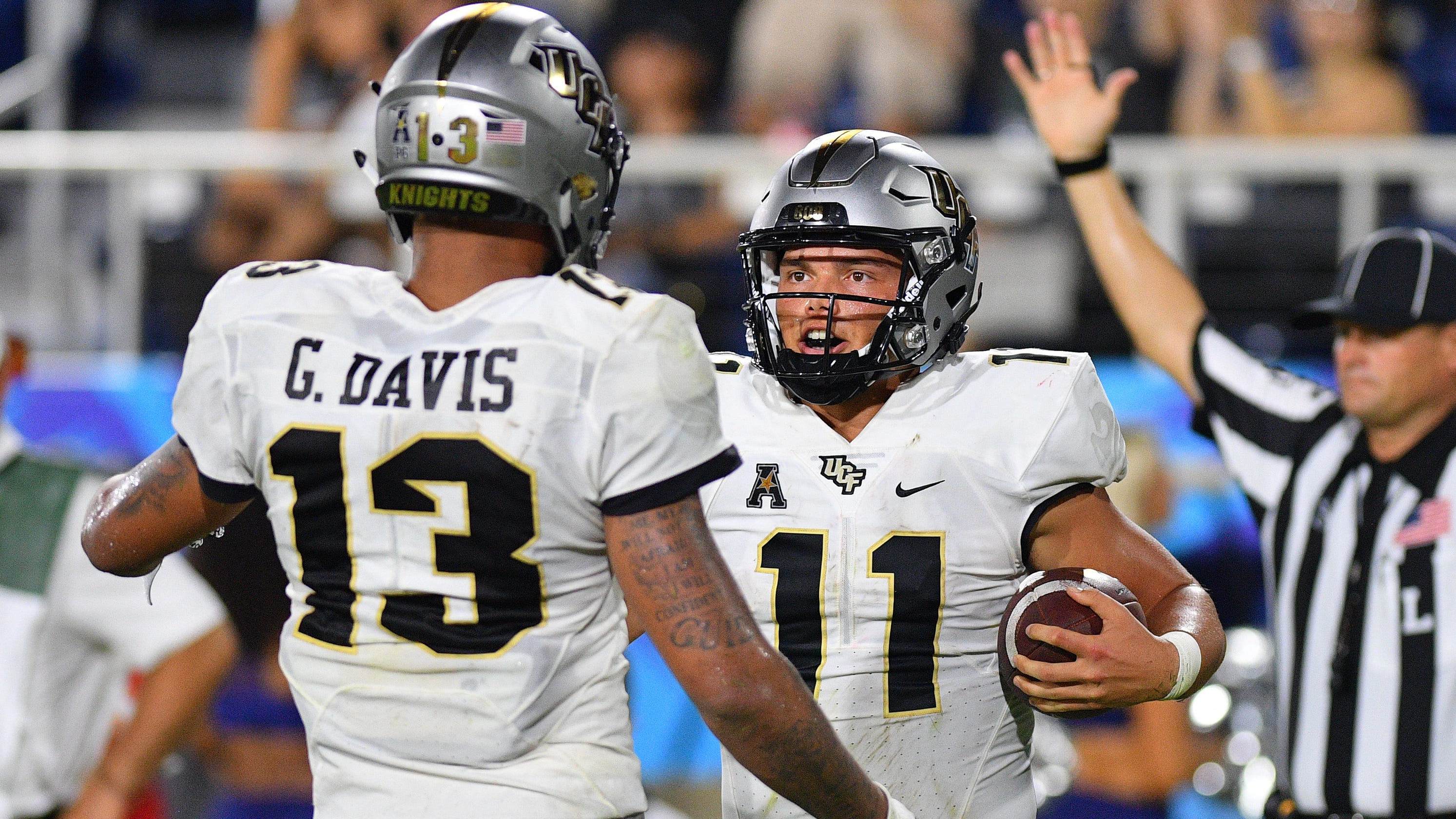 Next two weeks against Stanford, Pittsburgh could put No. 16 Central Florida back in spotlight