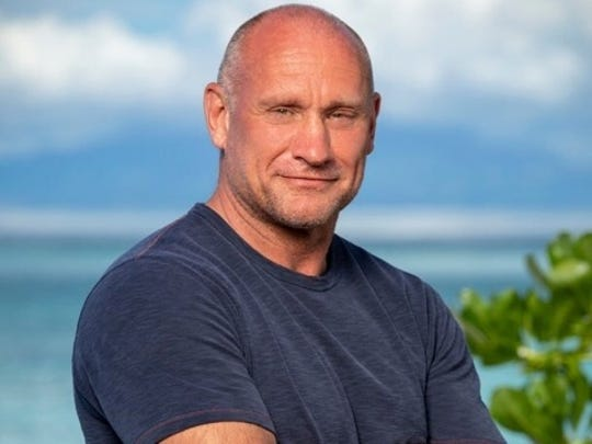 Cockiness may be the reason former NHL player Tom Laidlaw, 61, is on 'Survivor'