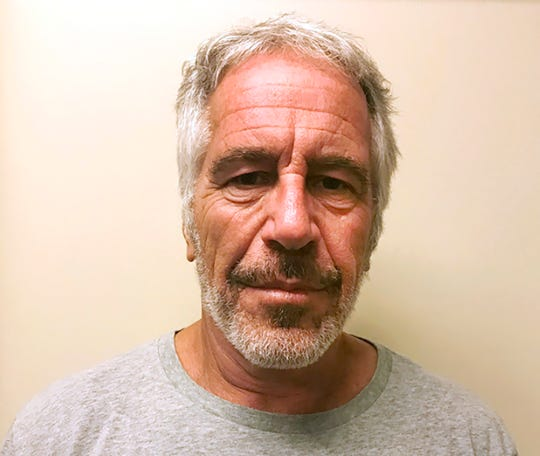 Jeffrey Epstein hanged himself with a bedsheet.