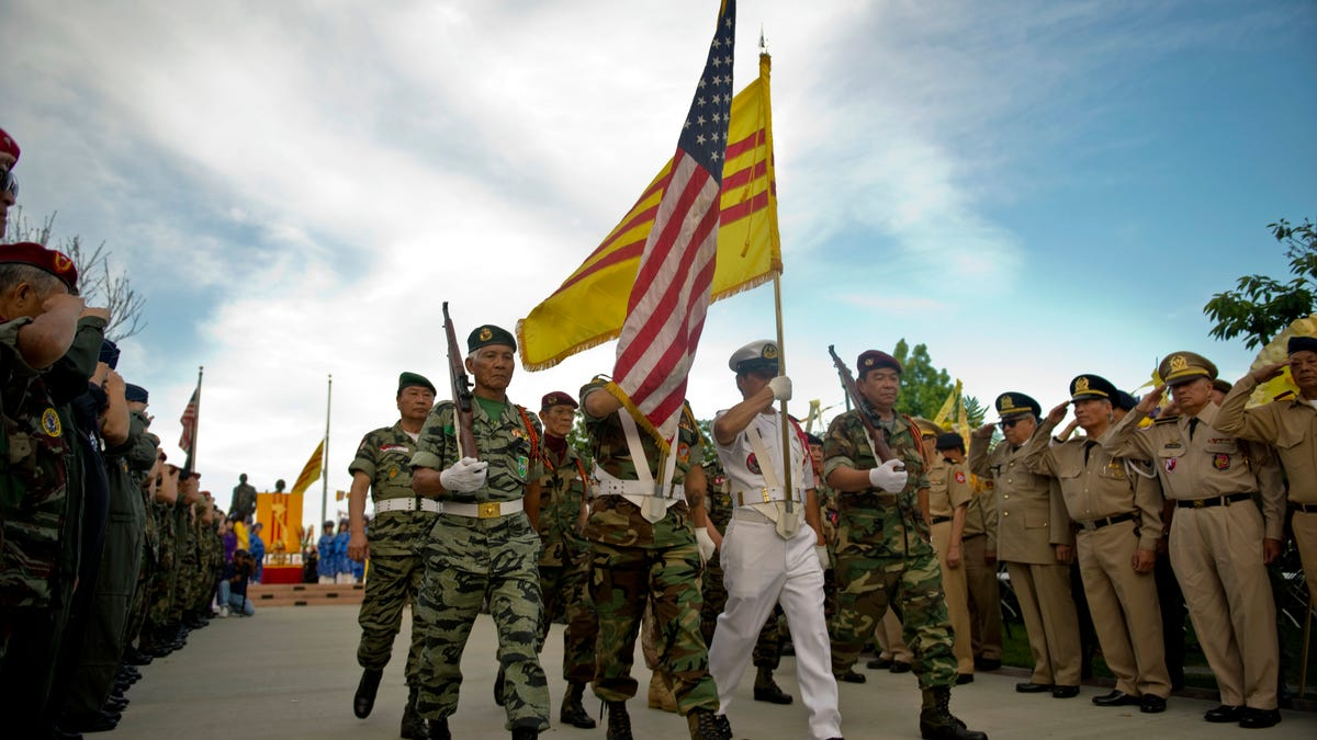 Jim Webb: Why USA should remember South Vietnam's forgotten soldiers
