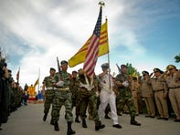Soldiers without a country: We're finally honoring South Vietnamese who fought with us