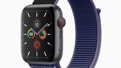 """Apple Watch Series 5 is the first Apple Watch to offer an """"always on"""" Retina display – without it impacting the battery."""