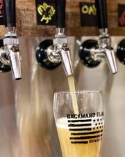 Backward Flag Brewing Co. of Forked River marks its fourth anniversary on Sept. 21.