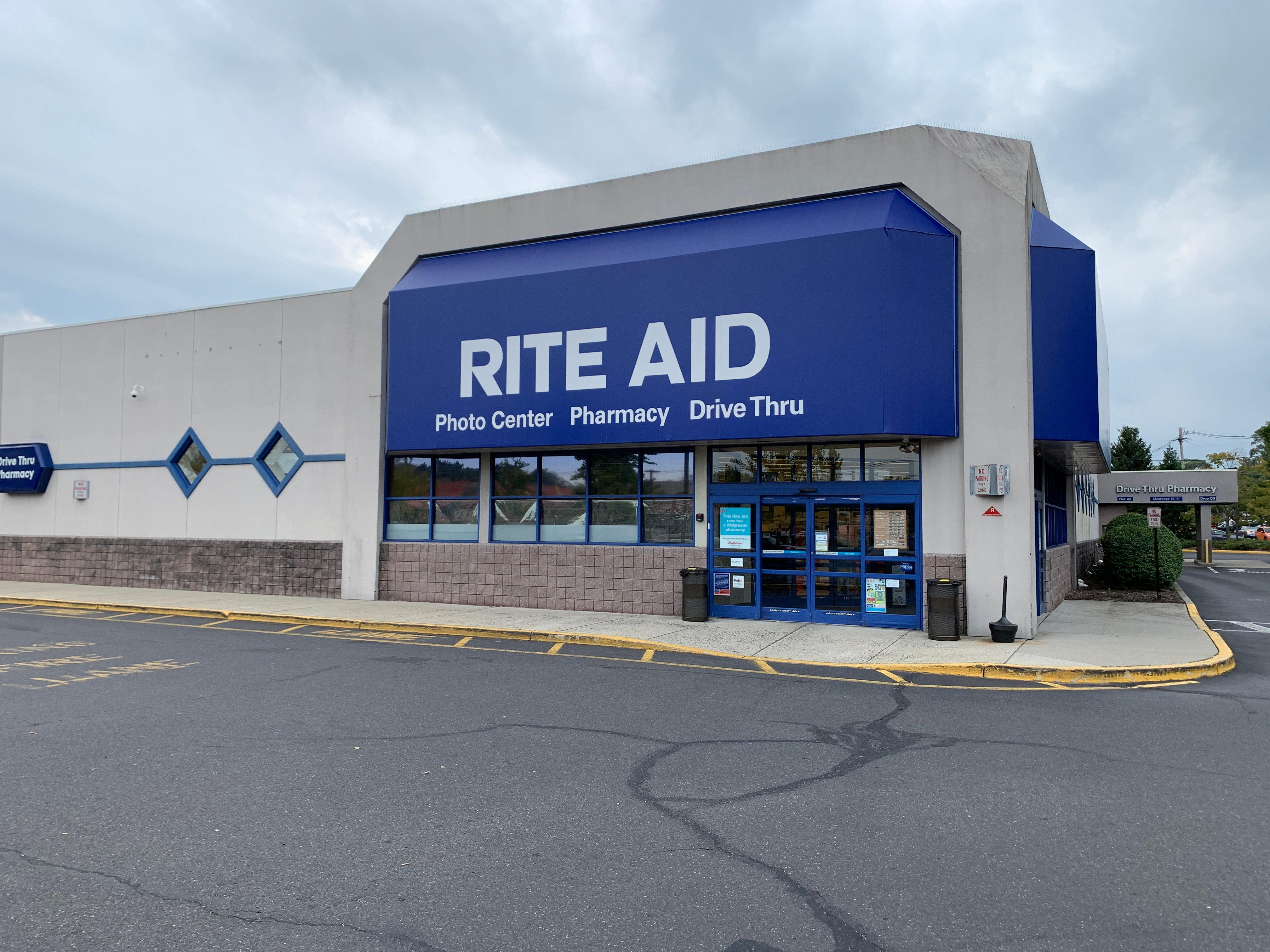 Rite Aid Pharmacy Somerville Ave