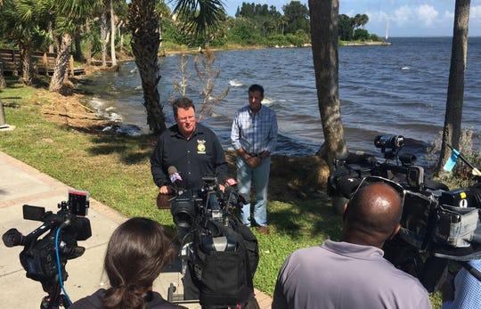 Randy Fine launches lagoon bills
