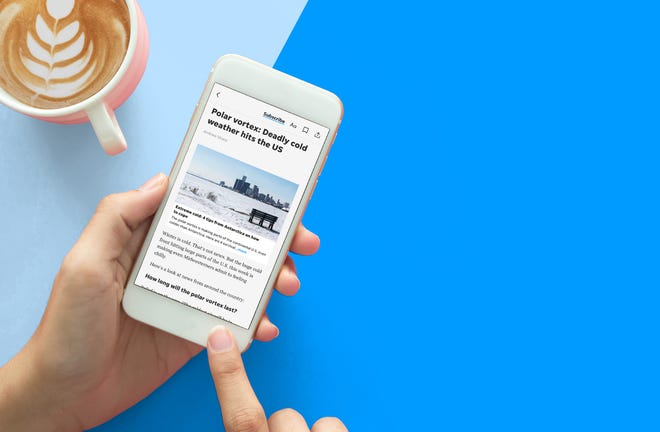The Knox News app is fast, streamlined and customizable.