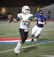 Banquete freshman Mark Lopez was voted Caller-Times High School Athlete of the Week for Sept. 2-7.