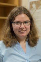 Kayla Jordan, PhD candidate in psychology, University of Texas