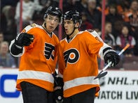 'It's crazy what's going on.' Flyers not alone in RFAs cutting it close to training camp