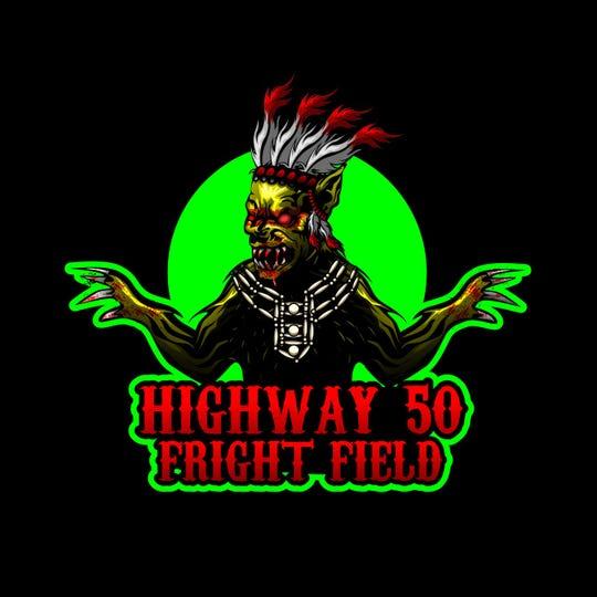 Highway 50 Fright Field