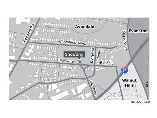 Officer involved shooting in Avondale