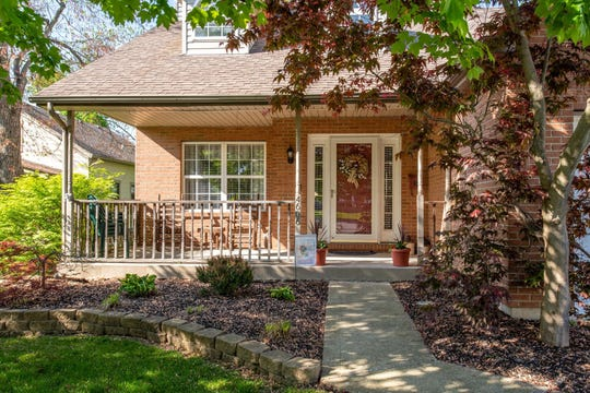 This home in the Sycamore Community School District is listed for $319,900