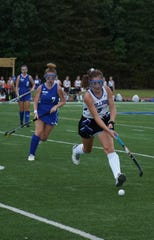 Metuchen's Noelle Leaf is the MyCentralJersey.com Athlete of the Week.