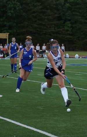 Metuchen's Noelle Leaf is the MyCentralJersey.com Athlete of the Week.