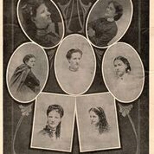 Seven women who bonded at Iowa Wesleyan founded P.E.O. in 1869. The organization persists today with over half-a-million members during its 150-year history.