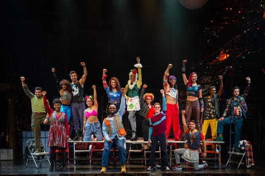 """Rent"" celebrates 20 years with a stop at the Fox Theatre, Oct. 11-12"