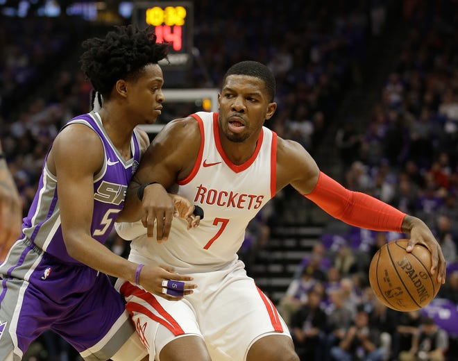 Joe Johnson last played in the NBA in 2018, when he averaged 6.8 points and 3.1 rebounds with the Utah Jazz and Houston Rockets. He didn't play in the NBA last season but is looking to reboot with the Pistons.