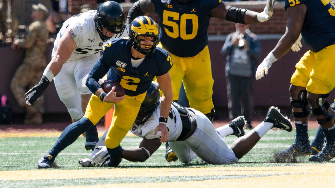 Michigan mailbag: Can Wolverines hang on (to the football) vs. Badgers?