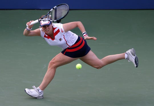 Former top-ranked women's tennis player Kim Clijsters, who retired from tennis after the 2012 U.S. Open, is planning a comeback.