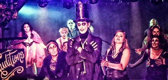 Halloween thrills lurk at the Renaissance Festival.
