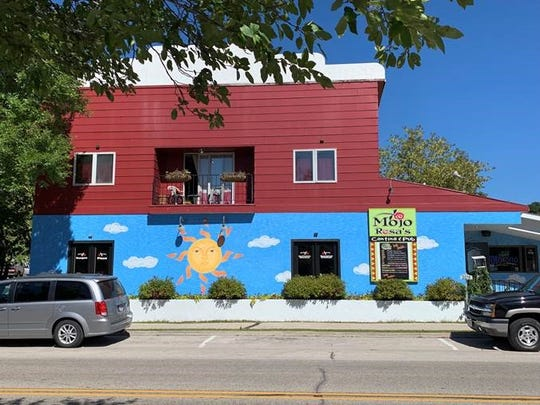 Egg Harbor restaurant Mojo Rosa's will host an artist's reception in honor of its new mural on Sept. 22.