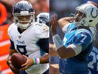 NFL Week 2 picks: Colts vs. Titans is a tossup