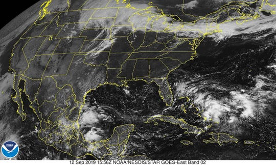 A new weather system is developing over the Atlantic that has the potential to impact the Gulf region.