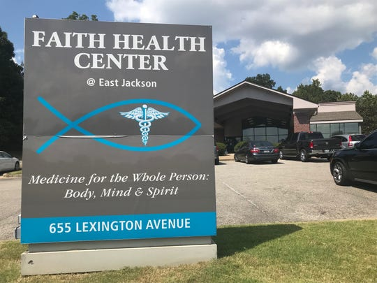Faith Health Center has provided services to low-income and uninsured patients in Madison County for 10 years. It will soon fold into Memphis nonprofit Christ Community Health Services, its leadership announced on Sept. 11, 2019.