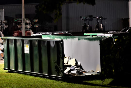 Waste Management contract with city of Jackson doesn't end until 2021.