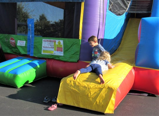 The family-friendly event will have a kids corner to keep the little ones entertained.
