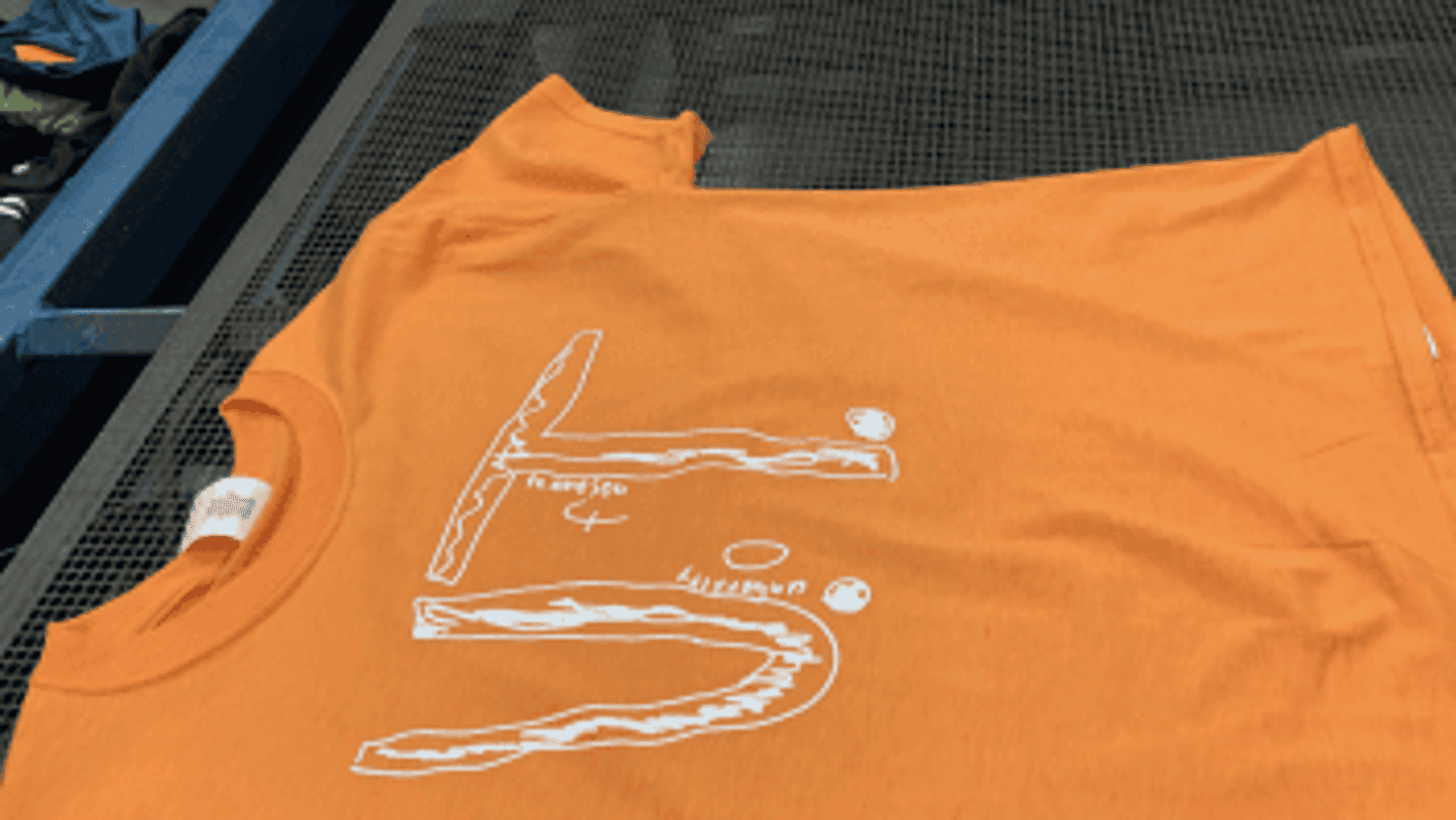 Remember the viral, anti-bullying UT shirt? Turns out it raised an incredible amount