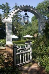 A garden in Glenview.