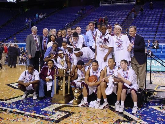 Jeffersontown won the state title in 2006.