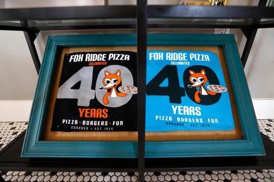 Fox Ridge Pizza's new East Memphis location open to the public on Thursday, Sept. 12, 2019.