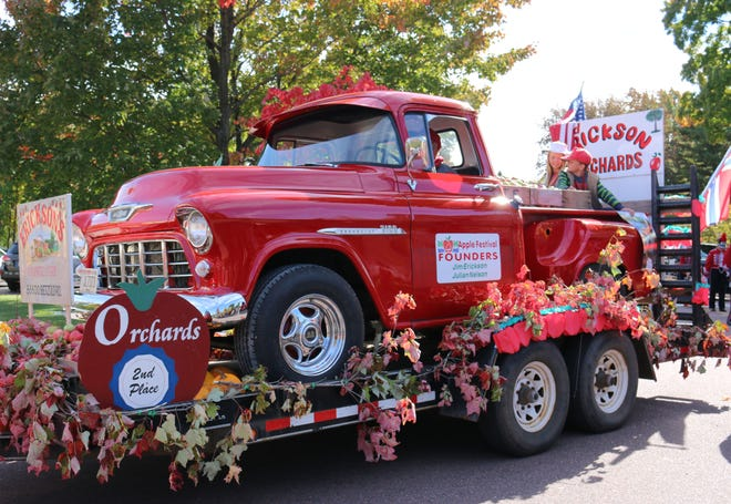 The 58th annual Bayfield Apple Festival is a quintessential fall activity in Wisconsin.