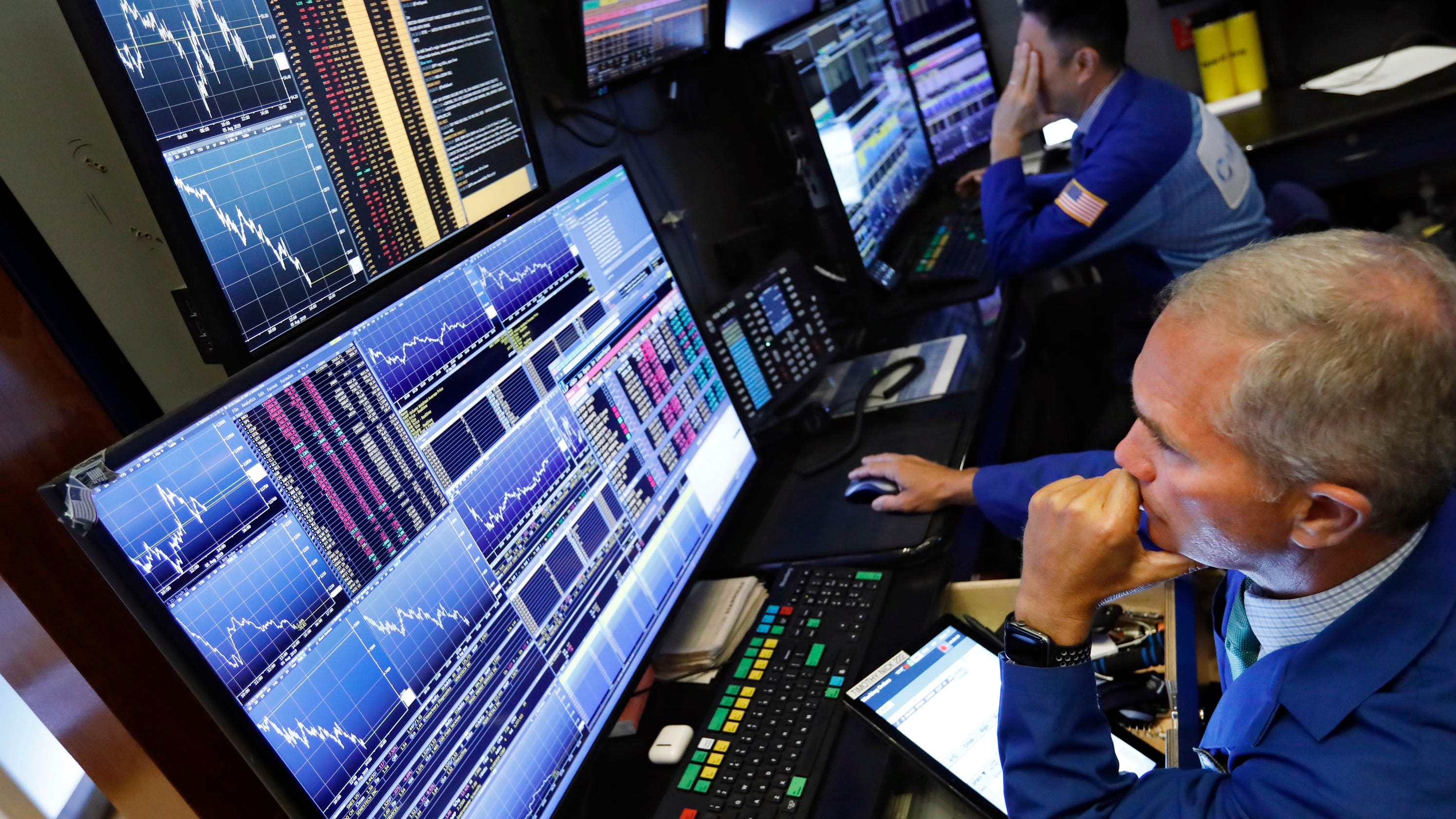 Tom Saler: Stock prices soaring during recession mean investors should be cautious if not wary
