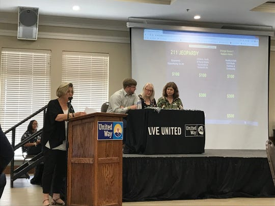 United Way of Northeast Louisiana kicked off its annual fundraising drive with two events held in Ruston and West Monroe.